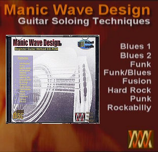 Manic Wave Design - Guitar Soloing Techniques free download