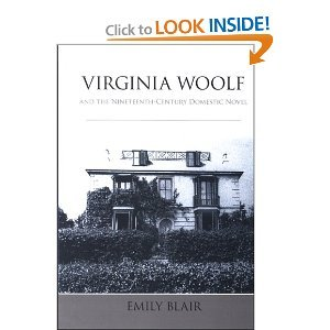 Virginia Woolf and the Nineteenth-Century Domestic Novel free download