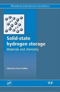 G. Walker, Solid-state Hydrogen Storage: Materials and Chemistry free download