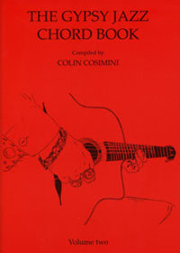 Colin Cosimini - Gypsy Jazz Chord Book Vol.2 free download