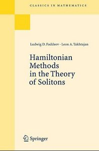 Hamiltonian Methods in the Theory of Solitons free download