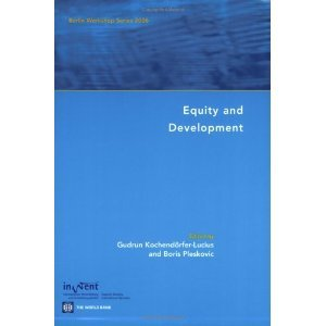 Equity And Development free download