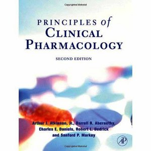 Principles of Clinical Pharmacology free download