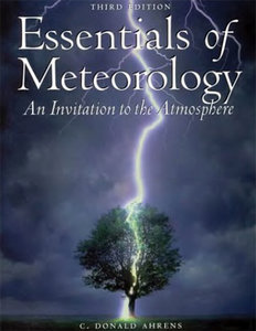 Instructor'a Resource Manual for Ahren's Essentials of Meteorology An Invitation to the Atmosphere free download