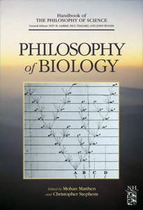 Philosophy of Biology (Handbook of the Philosophy of Science) free download