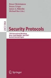Security Protocols free download
