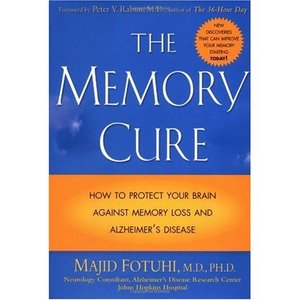 The Memory Cure : How to Protect Your Brain Against Memory Loss and Alzheimer's Disease free download