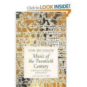 Music of the Twentieth Century free download