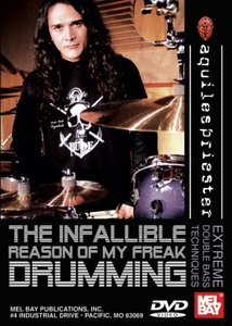 Aquiles Priester - The Infallible Reason of My Freak Drumming free download