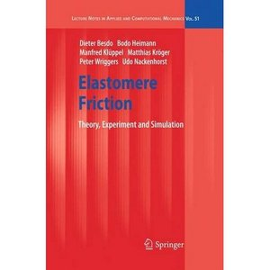 Elastomere Friction: Theory, Experiment and Simulation free download
