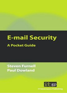 E-Mail Security: A Pocket Guide free download
