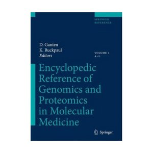 Encyclopedic Reference of Genomics and Proteomics in Molecular Medicine (2 volume set) free download