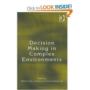 Decision-making in Complex Environments free download