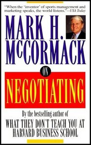 On Negotiating [Unabridged, Audiobook] free download
