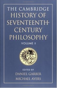 The Cambridge History of Seventeenth-Century Philosophy, Volume II free download