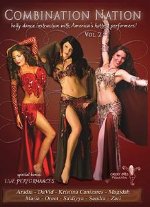 Combination Nation Vol 2: Belly Dance Instruction with America's Hottest Performers (2010) free download