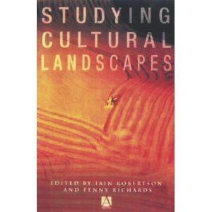 Studying Cultural Landscapes free download