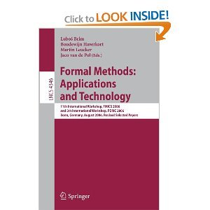 Formal Methods: Applications and Technology free download