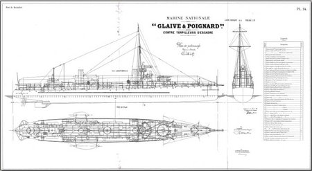 Marine Nationale GLAIVE 1908 free download