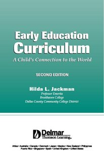 Early Education Curriculum free download