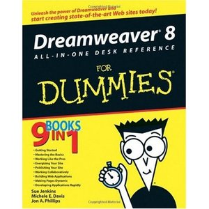 Dreamweaver 8 All-in-One Desk Reference For Dummies free download