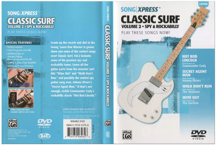 Alfred - SongXpress - Classic Surf - Volume 2 - Spy free download