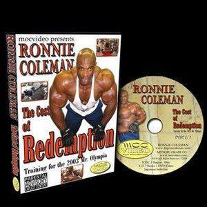 Ronnie Coleman - The Cost of Redemption (2 DVD set) free download