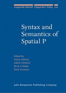 Syntax and Semantics of Spatial P free download
