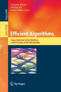 Efficient Algorithms free download