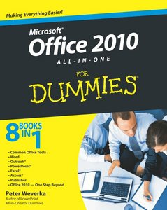 Office 2010 All-in-One For Dummies free download