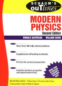 Schaum's Outline of Modern Physics, 2 edition free download