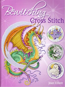 Bewitching Cross Stitch: Over 30 Fantasy-Inspired Designs free download