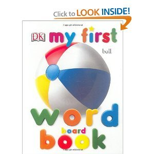 My First Word Board Book free download