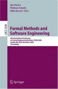 Formal Methods and Software Engineering free download