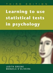 Learning to Use Statistical Tests in Psychology, 3 edition free download