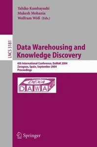 Data Warehousing and Knowledge Discovery free download