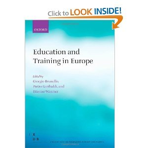 Education and Training in Europe free download