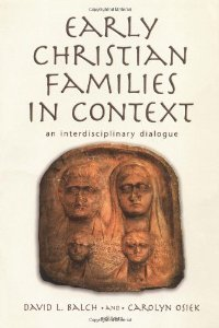 Early Christian Families in Context free download