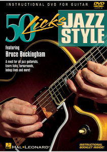 50 Licks Jazz Style [Featuring Bruce Buckingham] (2003) free download