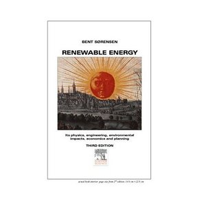 Renewable Energy (Energy Science and Engineering) free download