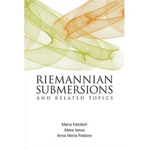 Riemannian Submersions and Related Topics free download