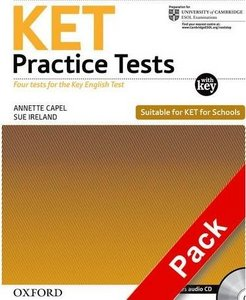 KET Practice Tests: Practice Tests and Audio CD Pack: Practice Tests for the KET Exam free download