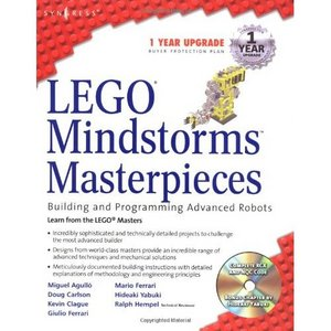 LEGO Mindstorms Masterpieces: Building Advanced Robots free download
