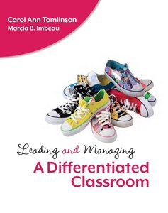 Leading and Managing a Differentiated Classroom free download