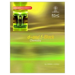 d- and f- Block Chemistry free download