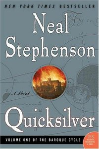 Neal Stephenson - Quicksilver (The Baroque Cycle No. 1) free download