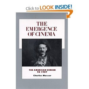 The Emergence of Cinema: The American Screen to 1907 (History of the American Cinema) free download