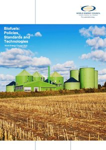 Biofuels: Policies, Standards and Technologies free download