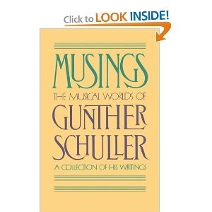 Musings: The Musical Worlds of Gunther Schuller free download