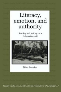Literacy, Emotion and Authority: Reading and Writing on a Polynesian free download